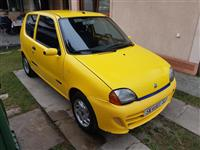 Fiat Seicento Sporting so Plin atest