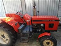 Traktor Zetor 5211 i prikolica
