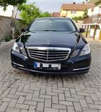 Mercedes E class 7G Tronic
