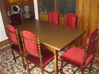Garnitura i mebel za spalna dnevna trpezarija