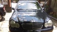 Mercedes C200 CDI vo odlicna sostojba
