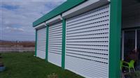 Najbrza montaza na Aluminski garazni vrati