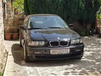 BMW 320d E46 136hp