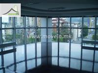 Novi delovni prostorii 123m2 vo Centar