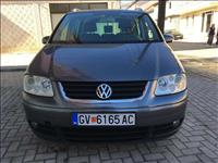 VW Touran 2.0 103kw automat highline 7patnici