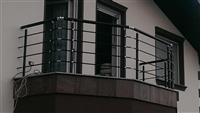 Аluminski ogradi gelenderi parmaka