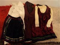 Stara vlaska nosija i jambolii