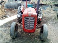 Traktor prikolica plugovi seacka
