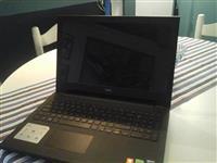 Laptop Dell 2 meseci koristen so garancija 3 god