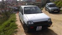Daewoo Tico -99 atestiran plin