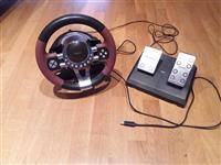 Konzoli za igri volan i pedali