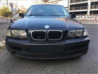 BMW 320D registrirano