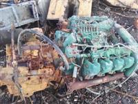 Mercedes motor I hidraulicna pumpa