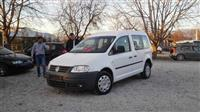 VW Caddy life 4 motion 1.9 TDI 105ps