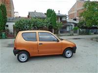Fiat Seicento -03 kako od fabrika servisna kniska