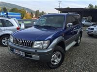 TOYOTA LAND CRUSIER  4X4 3.0 D4D DIZEL  01