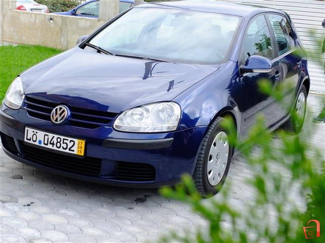 ad vw golf 5 1 9 tdi 105 ks 05 prodadeno for sale resen vehicles automobiles vw. Black Bedroom Furniture Sets. Home Design Ideas