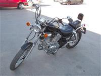 Motocikl LIFAN LF400 kako nov