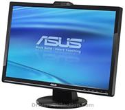 "Monitor ASUS VK221D Black 21.6"" 5ms Wides"