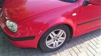 VW Golf 4 1.9 TDI vo perfektna sostojba i registri