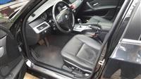 BMW 525/30 facelif kobra menjac