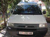 Fiat Scudo 1.9 dizel