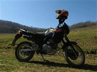 Honda Dominator MOTO CROSS MOTOR 650CC