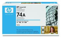 HP Laserjet 74A 92274A BlacK Toner