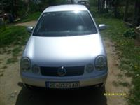 VW POLO 1.9 tdi 101ks -02