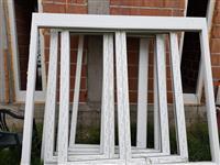 PVC profili za prozori PVC profile per dritare