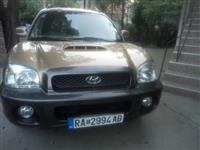 Hyundai Santa Fe  4WD