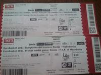 Bileti Litvanija 2011