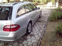 Mercedes E 280 CDI Avangard v6 motor 7G tronik -06