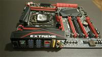Asus X99 Motherboard Rampage V Extreme