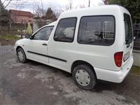 VW CADDY 1.9 D PICKUP