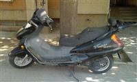 Fosti 150 cc MOTOR