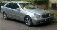 Mercedes C200 CDI  vo perfektna sostojba