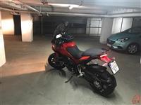 Motor Ducati Multistrada