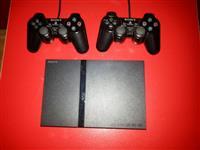PlayStation2 + podarok igra