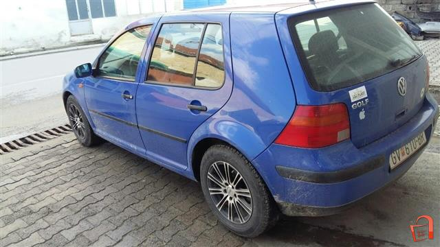 ad vw golf 4 1 9 tdi 90ks 99 itno for sale tetovo bogovinje vehicles. Black Bedroom Furniture Sets. Home Design Ideas