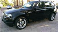 BMW X3 2.0D 4X4 -06 INTEGRA