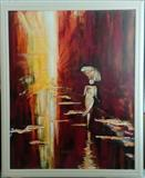 Umetnicka slika od Mecalov