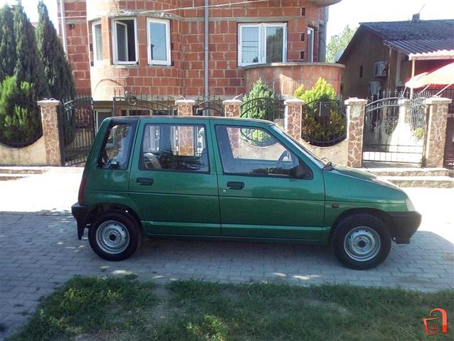 Pazar3.mk - Ad Daewoo Tico socuvano so atestiran plin For sale ...