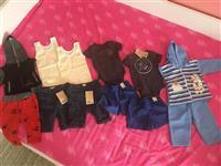 Obleka 3-6 meseci