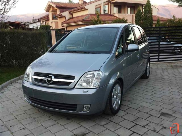 ad opel meriva 1 7 cdti odlicna for sale skopje butel vehicles automobiles opel. Black Bedroom Furniture Sets. Home Design Ideas