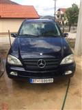 Mercedes ML 270 2003g moze i zamena