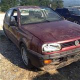 VW Golf 3 1.6
