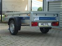 NOVA prikolka 750kg 205x112x32cm