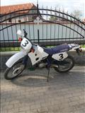 Enduro Yamaha 125c DT registrirano