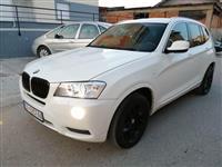 BMW x3 xdrive full oprema
